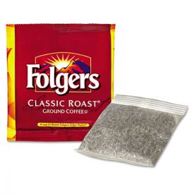 Folgers® Coffee Filter Packs, Regular, In-Room Lodging, .6oz.