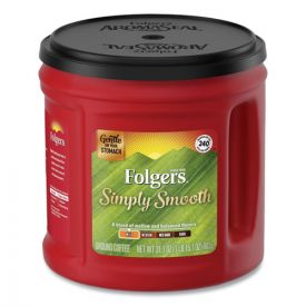 Folgers® Coffee Country Roast 25.1oz. Canister