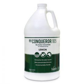 Fresh Products Bio Conqueror 105 Enzymatic Odor Counteractant Concentrate, Citrus 128oz.