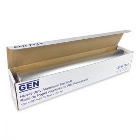 GEN Heavy-Duty Aluminum Foil Roll, 18