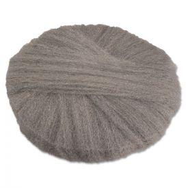 GMT Grade #3 Standard Radial Steel Wool Floor Pads, Hard Floor, 20