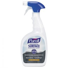 PURELL® Professional Surface Disinfectant, Fresh Citrus, 32oz Spray Bottle