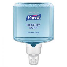 PURELL® Foodservice HEALTHY SOAP Fragrance-Free Foam ES8 Refill, 1200mL