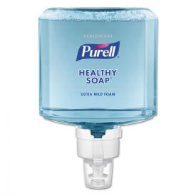 PURELL® Healthcare HEALTHY SOAP Ultra Mild Foam Refill, Clean, 1200mL, For ES8 Disp.
