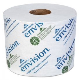 Georgia Pacific® Professional Envision High-Capacity Standard Bath Tissue, Septic Safe, 1-Ply