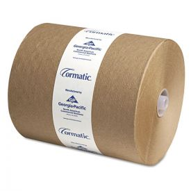 Georgia Pacific® Professional Hardwound Roll Towels, 8 1/4 x 700ft. Brown