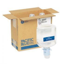Georgia Pacific® Professional Pacific Blue Ultra Automated Sanitizer Dispenser Refill, 1000 ml