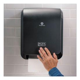 Georgia Pacific® Professional Pacific Blue Ultra Paper Towel Dispenser, Automated, 12.9 x 9 x 16.8, Black