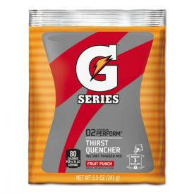 Gatorade® Original Powdered Drink Mix, Fruit Punch, 8.5oz.