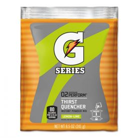Gatorade® Original Powdered Drink Mix, Lemon-Lime, 8.5oz.