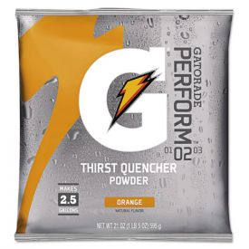 Gatorade® Original Powdered Drink Mix, Orange, 21oz.