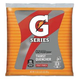 Gatorade® Thirst Quencher Powdered Drink Mix, Fruit Punch, 21oz.