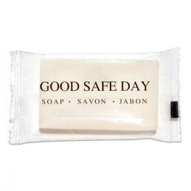 Good Day™ Amenity Bar Soap, Fresh, Translucent, # 1.5