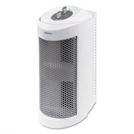 Holmes® Allergen Remover Air Purifier Mini-Tower, 204 sq ft Room Capacity, White