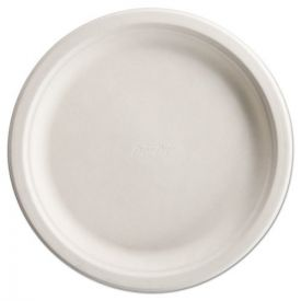 Chinet® Paper Pro Naturals Fiber Dinnerware, Plate, 10 1/2