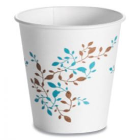 Huhtamaki Single Wall Hot Cups 10 oz, Vine
