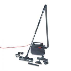 Hoover® Commercial Portapower Lightweight Vacuum Cleaner, 8.3lb, Black