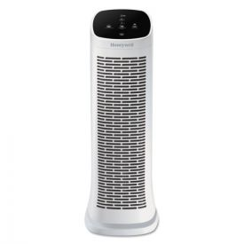 Honeywell AirGenius 3 Air Cleaner & Odor Reducer, 225 sq ft Room Capacity, White