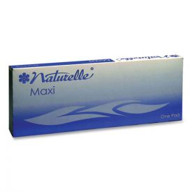 Impact® Naturelle Maxi Pads, #8 Ultra Thin, Individually Wrapped