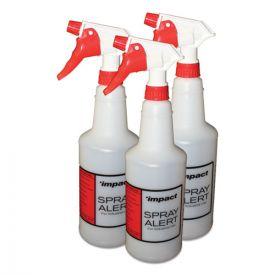 Impact® Spray Alert System, 24 oz, Natural with Red/White Sprayer