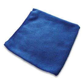 Impact® Lightweight Microfiber Cloths, 16 x 16, Blue, 240