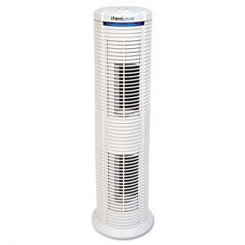 Therapure® TPP230M HEPA-Type Air Purifier, 183sq ft Room Capacity, White