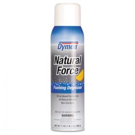 Dymon® Natural Force Foaming Degreaser, Citrus, 17oz, aerosol