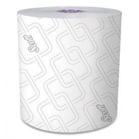 Scott® Essential High Capacity Hard Roll Towel, White, 8