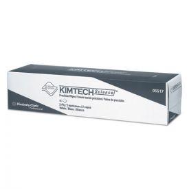 Kimtech™ Precision Wipers, POP-UP Box, 2-Ply, 14.7 x 16.6, White