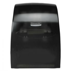 Kimberly-Clark Professional* Sanitouch Hard Roll Towel Dispenser, 12.63wx10.2dx16.13 Smoke