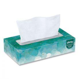 Kleenex®  White Facial Tissue, 2-Ply, White