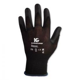 KleenGuard™ G40 Polyurethane Coated Gloves, 220 mm Length, Small, Black