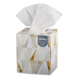 Kleenex® Boutique White Facial Tissue, 2-Ply, Pop-Up Box