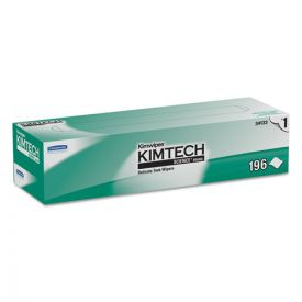 Kimtech™ Kimwipes Delicate Task Wipers, 1-Ply, 11 4/5 x 11 4/5