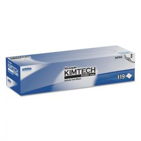 Kimtech™ Kimwipes Delicate Task Wipers, 3-Ply, 11 4/5 x 11 4/5