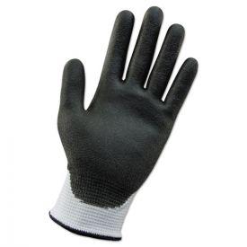 KleenGuard™ G60 ANSI Level 2 Cut-Resistant Gloves, White/Blk, 220 mm Length, Small