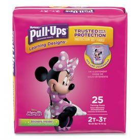 Huggies® Pull-Ups Learning Designs Potty Training Pants for Girls, Size 2T-3T