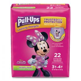 Huggies® Pull-Ups Learning Designs Potty Training Pants for Girls, Size 3T-4T