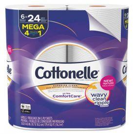 Cottonelle® Ultra ComfortCare Toilet Paper, Septic Safe, 2-Ply