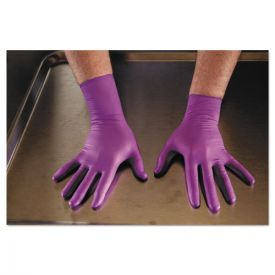Kimberly-Clark Professional* PURPLE NITRILE Exam Gloves, 310 mm Length, Large, Purple