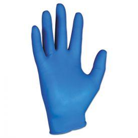 KleenGuard™ G10 Nitrile Gloves, Artic Blue, Medium