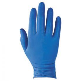 KleenGuard™ G10 Nitrile Gloves, Artic Blue, Large