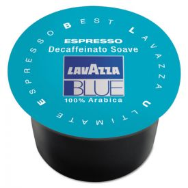 Lavazza BLUE Espresso Capsules, Capsules, Decaffeinated Medium Roast