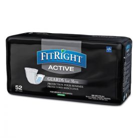 Medline FitRight Active Male Guards, 6