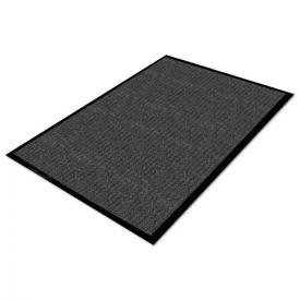 Guardian Platinum Series Indoor Wiper Mat, Nylon/Polypropylene, 36 x 120, Charcoal