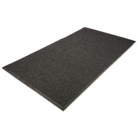Guardian EcoGuard Indoor/Outdoor Wiper Mat, Rubber, 48 x 72, Charcoal