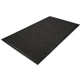 Guardian WaterGuard Wiper Scraper Indoor Mat, 36 x 60, Charcoal
