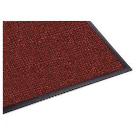 Guardian WaterGuard Indoor/Outdoor Scraper Mat, 36 x 120, Red