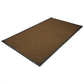 Guardian WaterGuard Indoor/Outdoor Scraper Mat, 48 x 72, Brown