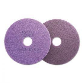 Scotch-Brite™ Diamond Floor Pads, Burnish/Buff, 16